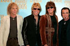 Bon Jovi and British band Dire Straits are among the newest members of the Rock and Roll Hall of Fame