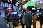 Bank shares weigh on S&P 500 after Fed rate hike
