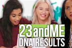 We're Related!?! Our 23andMe Test Results (Beauty Break)