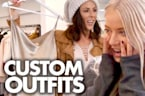 Designing Our Own CUSTOM CLOTHES!? (Beauty Trippin)