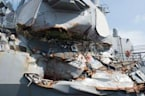 2 Navy Commanders Charged After Ship Collisions in Pacific