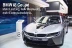 Die BMW Group auf der Detroit Motor Show 2018. Highlights