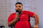 Naughty Boy Shares One Of His Songwriting Processes