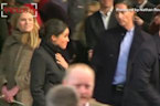 Meghan Markle and Prince Harry Greeted by Fans in Wales