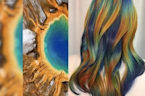 This Incredible Hair Artist Is Inspired by Nature and Famous Paintings