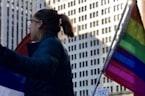 Women's March Floods Streets of Downtown Chicago