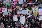 2018 Women's March Hopes to Get People to the Polls