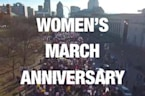 Women's March Anniversary