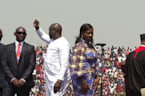 Former soccer star Weah sworn in as Liberia's President
