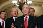 Bill to End Government Shutdown Clears Senate Cloture Vote
