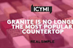 Granite Is No Longer the Most Popular Countertop—Here's What Designers Think