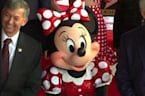Minnie Mouse finally gets Hollywood honor