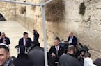 Female Journalists Segregated, 'Stuck in a Pen' for Pence Western Wall Visit