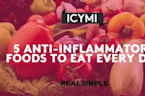 5 Anti-Inflammatory Foods to Eat Every Day
