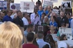 Hundreds rally in Florida for stronger gun control laws