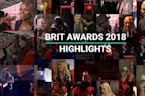 Watch Stormzy And Dua Lipa Light Up The BRIT Awards