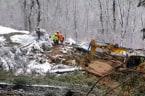 Landslide Traps 2,000 People in French Ski Resort