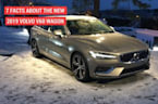 7 Facts about the new 2019 Volvo V60 Wagon