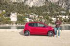 VW up! GTI - Der kleine Volkswagen mit Golf 1 GTI Anleihen