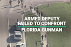 Armed Deputy Failed To Confront Florida Gunman