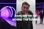 'Dancing On Ice': Behind The Scenes