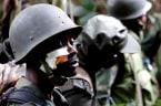 Smoking ruins of Islamist militants' Congo jungle base