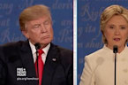 Clinton Explains Her Recent Comments About Female Voters And Trump Supporters