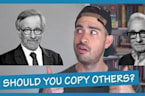 Should you copy others' creative style?