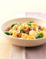 Broccoli & Sausage Orecchiette