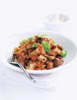 Chicken Liver & Pancetta Ragu