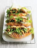 Thai Chicken Burgers