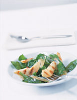 Pear & Pecorino Salad