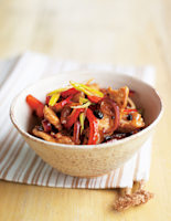 Pork with Black Bean & Chilli