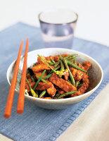 Thai Red Pork & Bean Curry