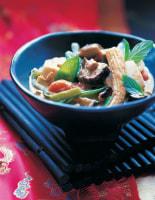 Thai Red Tofu & Vegetable Curry