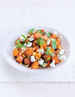 Pumpkin, Feta & Pine Nut Salad