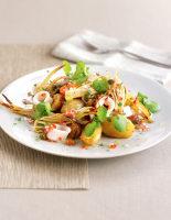Squid, Fennel & Potato Salad
