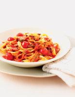 Porcini & Tomato Tagliatelle