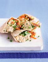 Hummus Pitta Pockets
