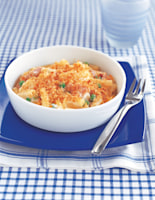Crumb-Topped Macaroni Cheese