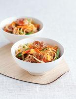Sweet & Sour Pork Noodles