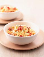 Mascarpone & Mixed Herb Pasta