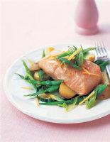 Oriental Gingered Salmon