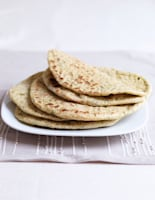 Asian-Style Flatbreads