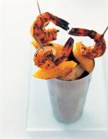 Prawn & Mango Kebabs