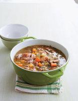 Chicken, Vegetable & Lentil Stew