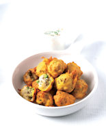 Pea & Potato Tikkis