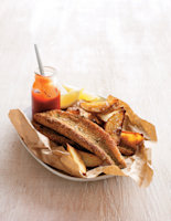 Fish 'N' Oven Chips