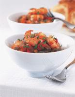 Prawns in Chillied Tomato Sauce