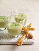 Avocado & Soured Cream Soup